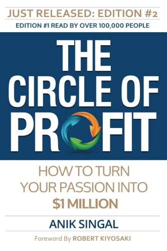 9781523693672: The Circle of Profit - Edition #2: How to turn your Passion into $1 Million