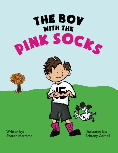 9781523693801: The Boy With The Pink Socks