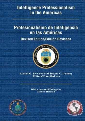9781523716432: Intelligence Professionalism in the Americas