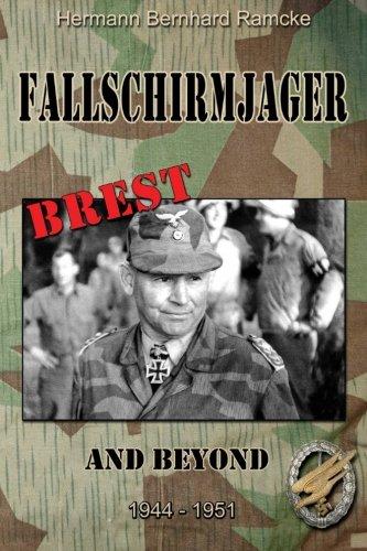 9781523717132: Fallschirmjager Brest and Beyond