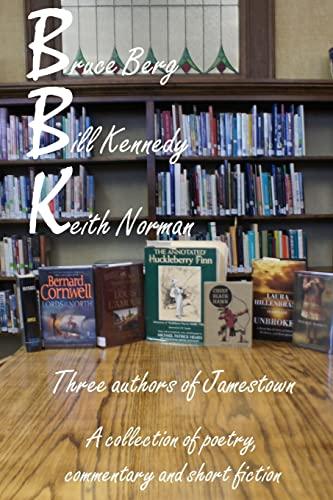 9781523720620: BBK: Three Authors of Jamestown