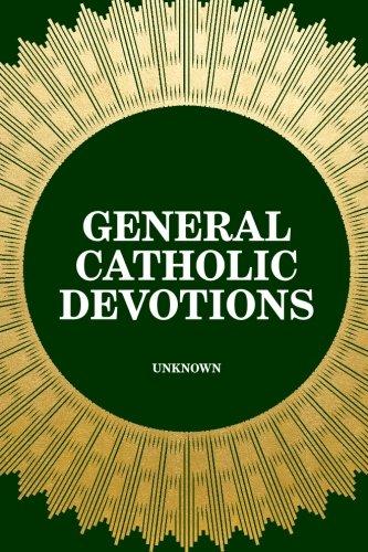 9781523734221: General Catholic Devotions