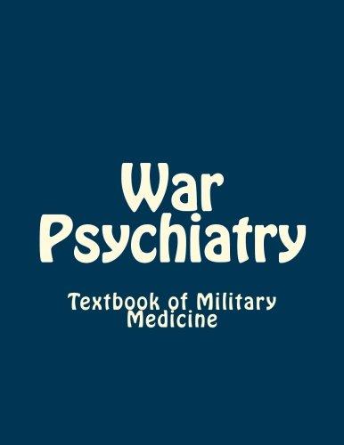 9781523737079: War Psychiatry: Textbook of Military Medicine