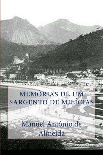 9781523742196: memorias de um sargento de milicias