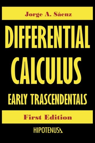 9781523744190: Differential Calculus: Early Trascendentals