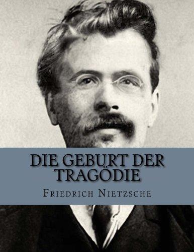 9781523745739: Die Geburt der Tragödie (German Edition)