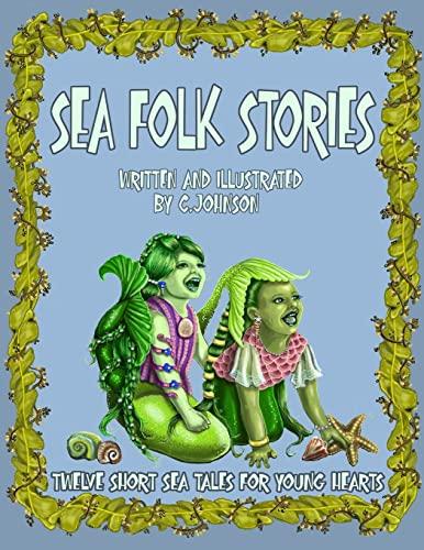 9781523751006: Sea Folk Stories