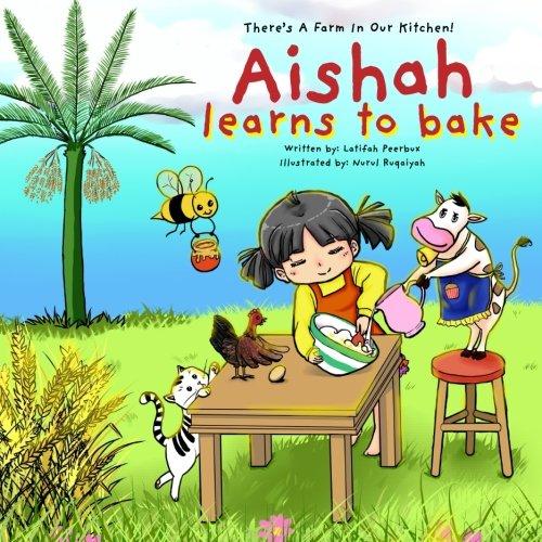 9781523760725: Aishah learns to bake