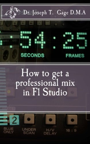 9781523761494: How to get a professional mix in Fl Studio