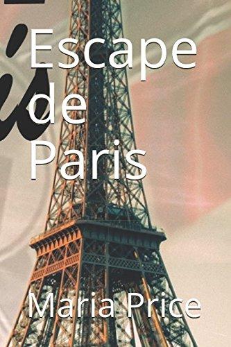 9781523765324: Escape de Paris (Spanish Edition)