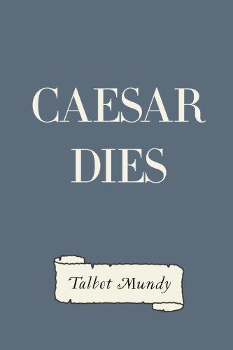 9781523765539: Caesar Dies
