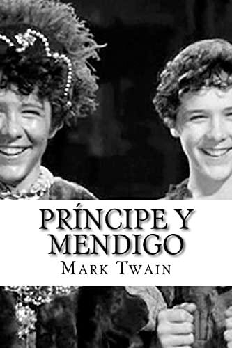 9781523769728: Príncipe y Mendigo (Spanish Edition)