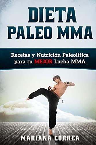 9781523776351 Dieta Paleo Mma Recetas Y Nutricion