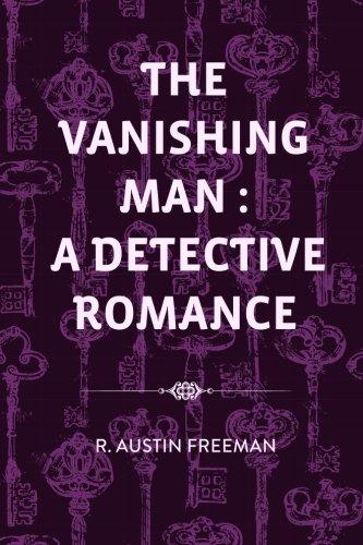 9781523776955: The Vanishing Man : A Detective Romance