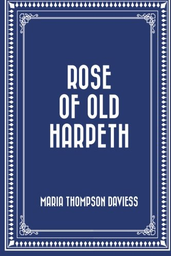 9781523791989: Rose of Old Harpeth