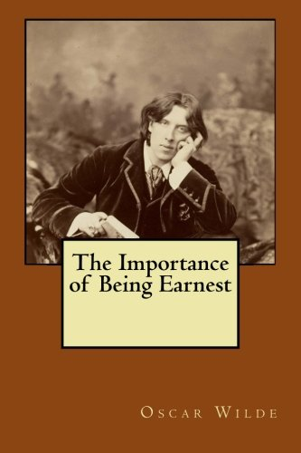 9781523797219: The Importance of Being Earnest