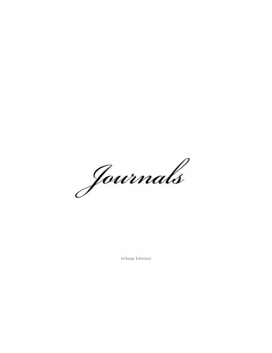 9781523803019: Journals Cheap: Classic Cheap Journal (Lined Pages) with White Cover Option - ON SALE NOW - JUST $4.99 (Cheap Journals) (Volume 2)