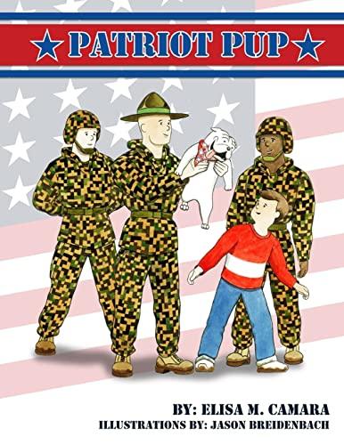 9781523805730: Patriot Pup (Volume 1)