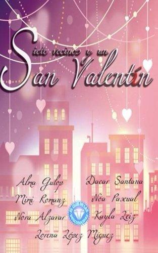 9781523811335: Siete vecinos y un San Valentin