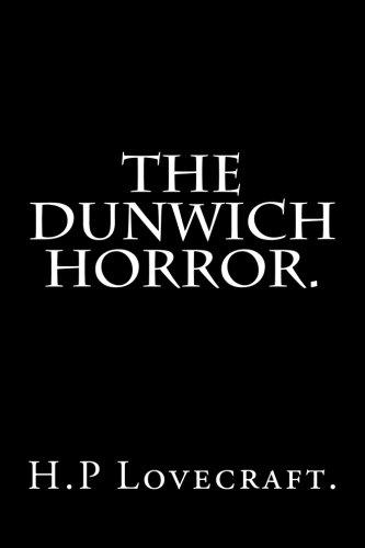 9781523826315: The Dunwich Horror.