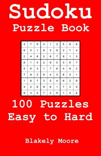9781523835423: Sudoku Puzzle Book: Easy to Hard