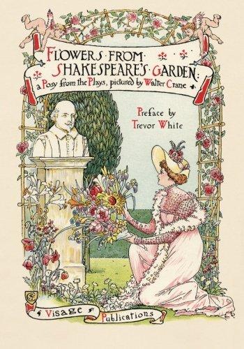 9781523838509: Flowers from Shakespeare's Garden