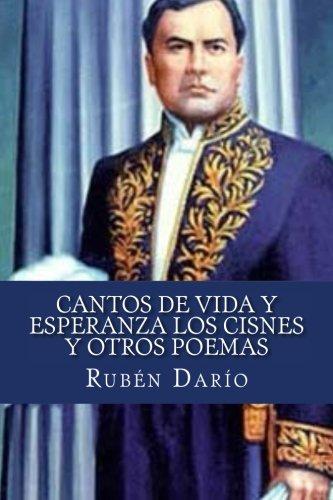 9781523852901: Cantos De Vida y Esperanza Los Cisnes y Otros Poemas (Spanish Edition)