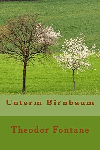 9781523875078: Unterm Birnbaum (German Edition)