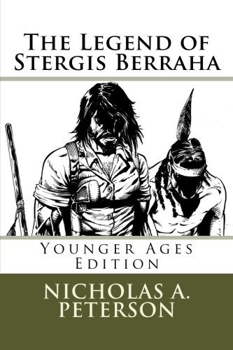 9781523889747: The Legend of Stergis Berraha: Younger Ages Edition (Volume 1)