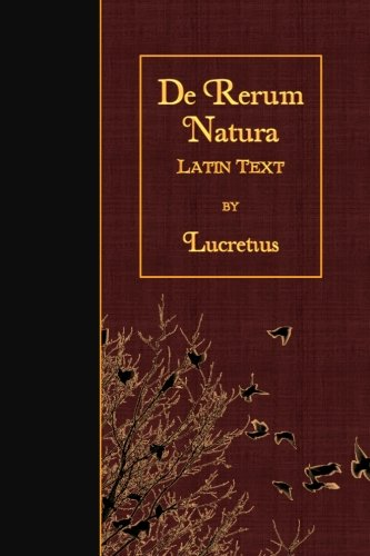9781523927777: De Rerum Natura: Latin Text (Latin Edition)