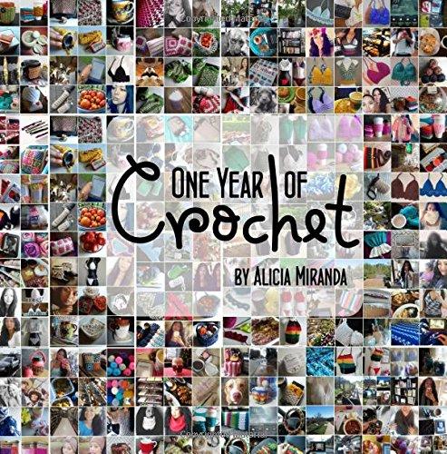 9781523938568: One Year of Crochet