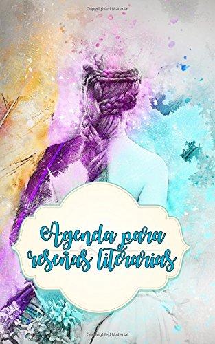 9781523946211: Agenda para reseñas literarias: interior en blanco y negro (Agendas para blogueros) (Volume 2) (Spanish Edition)