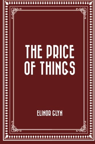 9781523946709: The Price of Things