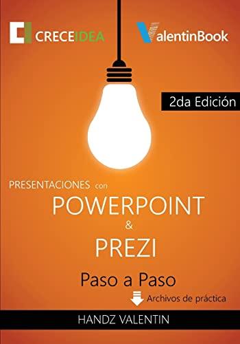 9781523959679: Presentaciones con PowerPoint y Prezi Paso a Paso (Spanish Edition)