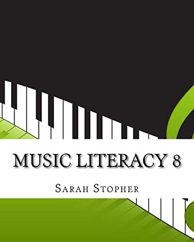 9781523961542: Music Literacy 8 (Volume 2)