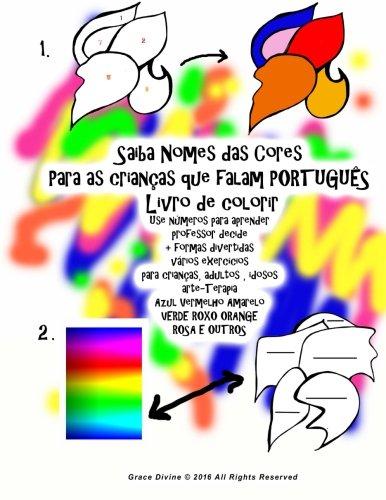 Aprender Nombres de Colores Para Ninos Que: Grace Divine