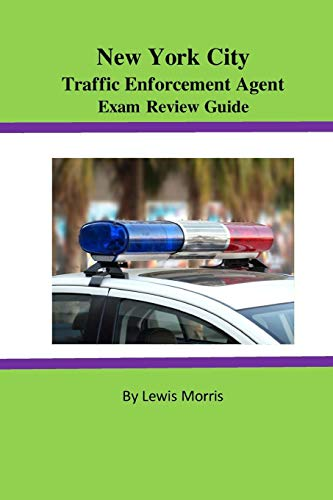 9781523979042: New York City Traffic Enforcement Agent Exam Review Guide