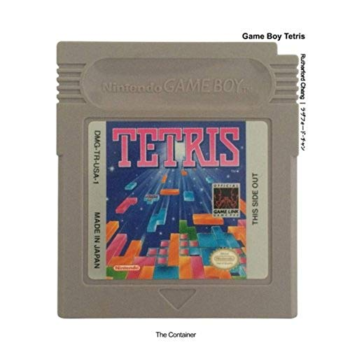 9781523998586: Rutherford Chang: Game Boy Tetris: Volume 9 (The Container: Catalogues)