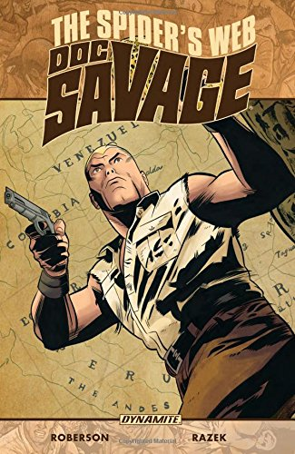 Doc Savage: The Spider's Web