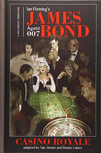 9781524100681: James Bond: Casino Royale (Ian Fleming's James Bond Agent 007)