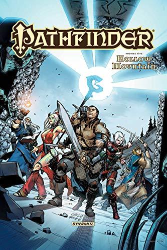 Pathfinder Volume 5: Hollow Mountain: Mona, Erik