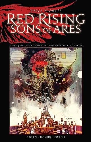 9781524105204 Pierce Browns Red Rising Sons Of Ares Signed