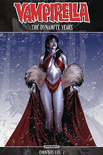 Vampirella: The Dynamite Years Omnibus Vol 2: Jerwa, Brandon