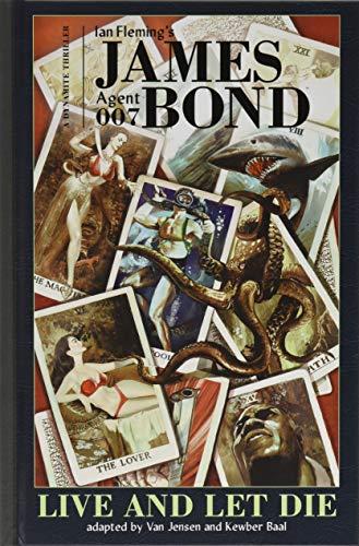 9781524112721: James Bond: Live and Let Die HC