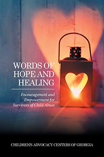 9781524599386: Words of Hope and Healing: Encouragement and Empowerment for Survivors of Child Abuse