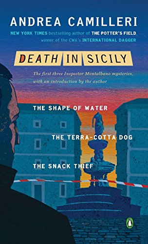 9781524704223: Death in Sicily: The First Three Novels in the Inspector Montalbano Series-The Shape of Water; The Terra-Cotta Dog; The Snack Thief