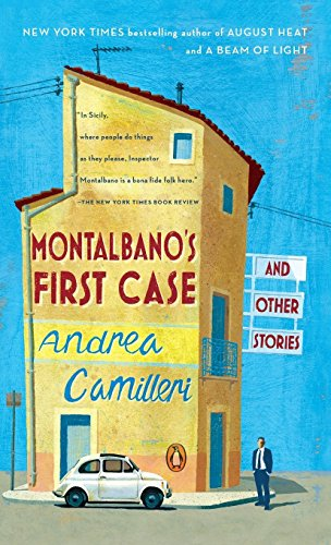 9781524704230: Montalbano's First Case and Other Stories