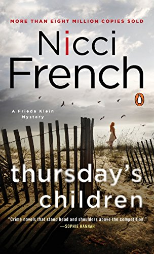 9781524704278: Thursday's Children: A Frieda Klein Mystery