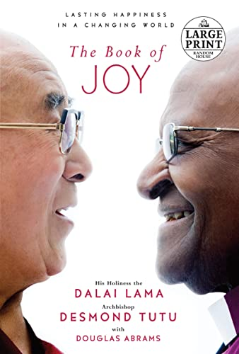 9781524708634: The Book of Joy: Lasting Happiness in a Changing World (Random House Large Print)