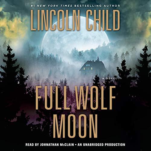 9781524709372: Full Wolf Moon: A Novel (Jeremy Logan Series)
